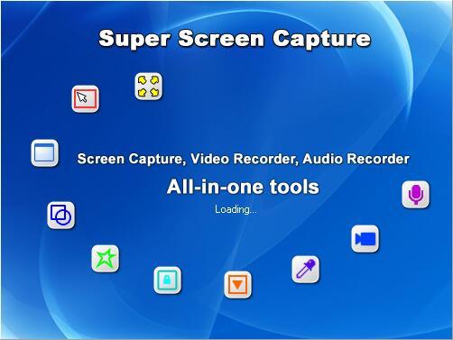 Super Screen Capture下载