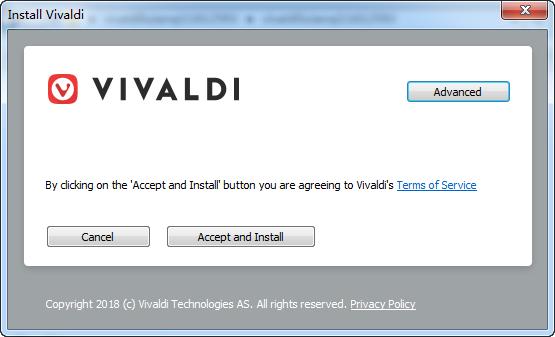 Vivaldi浏览器 32位下载