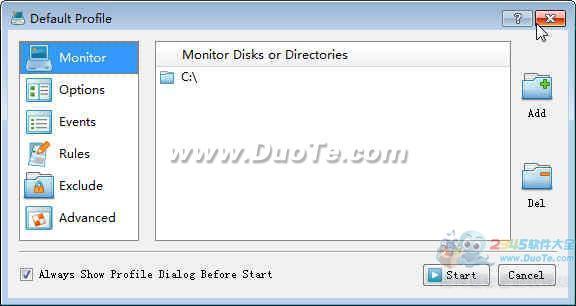 Disk Pulse(32bit) (磁盘监测工具)下载