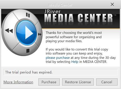 J.River Media Center(音乐管理软件)下载