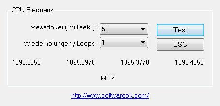 CpuFrequenz(CPU频率监测)下载