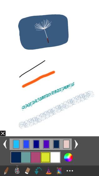 绘画软件截图1
