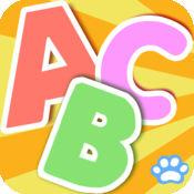 宝宝拼图:ABC