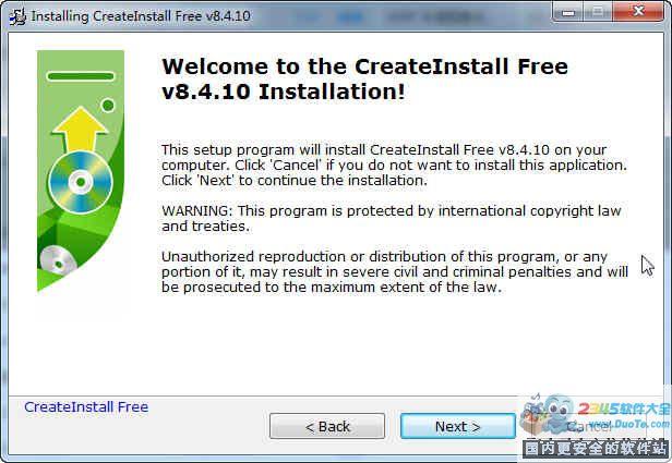 CreateInstall Free下载