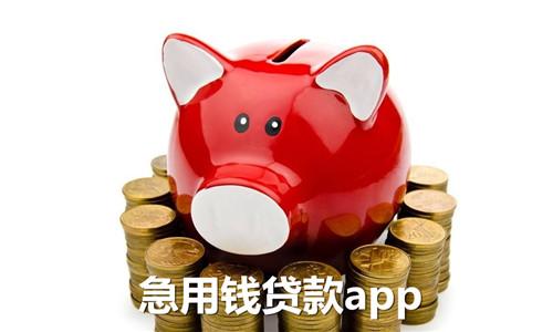 急用钱贷款app