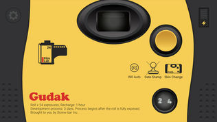 Gudak Cam软件截图1