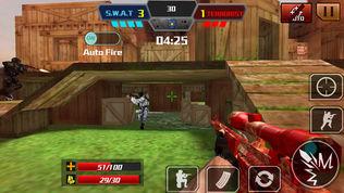 枪战游戏CS