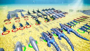 海洋动物模拟战斗机软件截图0