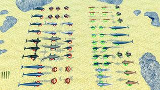 海洋动物模拟战斗机软件截图1