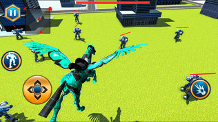 飞天马机器人大战软件截图2