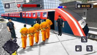 市警察火车司机游戏