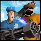 我们 警察 战斗 模拟器