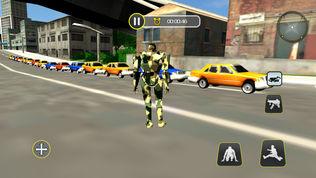 美国机器人豪华轿车车软件截图1