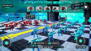 未来战斗模拟器