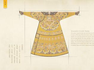 清代皇帝服饰 - 故宫出品