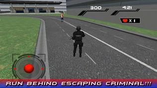警方逮捕车司机模拟器3D