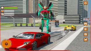 汽车机器人转型