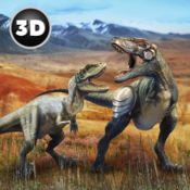 恐龙雷克斯战斗作战模拟器