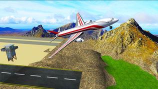 飞机飞行模拟器3软件截图1