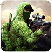 精英狙击手射击游戏3D