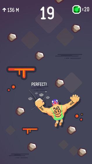 Rocky Climb!软件截图2