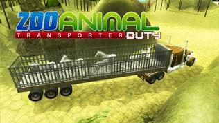 动物园动物运输卡车软件截图2