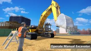 重型挖掘机自卸车软件截图0