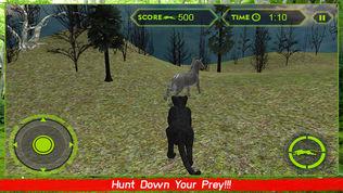 野生黑豹袭击模拟器3D软件截图2
