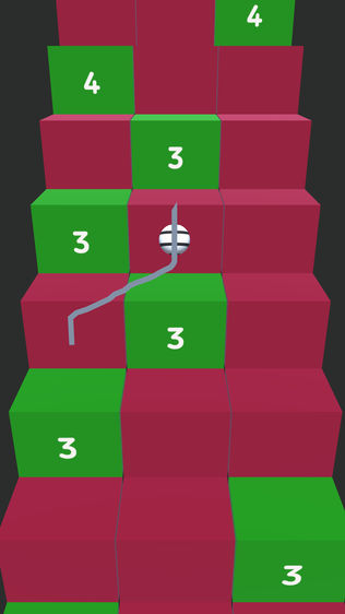 Hoppy Stairs软件截图1