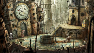 机械迷城 (Machinarium)软件截图1