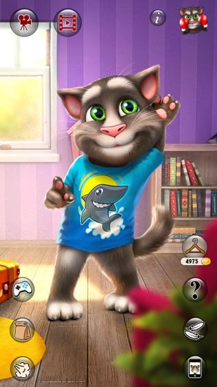 会说话的汤姆猫 2软件截图0