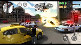 Clash of Crime Mad City软件截图0