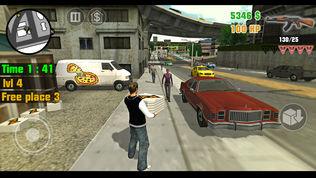 Clash of Crime Mad City软件截图1