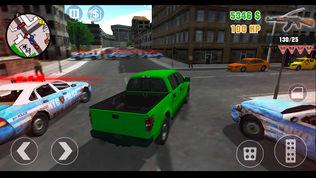 Clash of Crime Mad City软件截图2