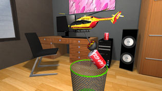 Helidroid 3 : 3D RC 直升机软件截图1