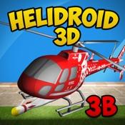 Helidroid 3B : 3D RC 直升机