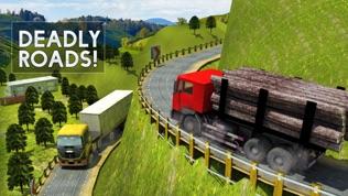 越野大号卡车模拟器3D驾驶学校软件截图1