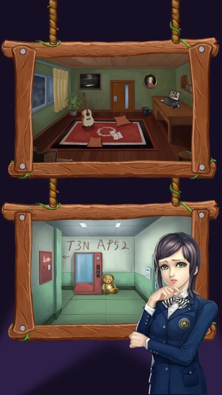 密室逃脱者:逃出女孩房间