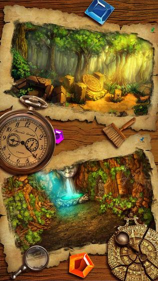 密室逃脱:印加神庙探险解密游戏软件截图1