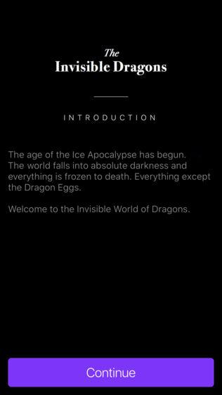 Invisible Dragons软件截图0