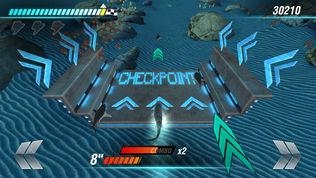 海洋 鲨鱼 危险 水族箱 世界 冒险 游戏