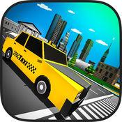 城市出租车模拟器2018