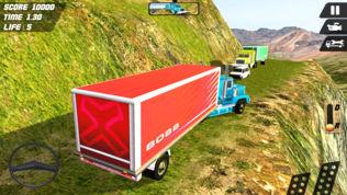 市交通运输卡车停车场疯狂3D软件截图2