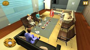 虚拟家庭亿万富翁妈妈
