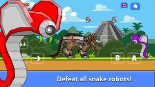 三角龙化石机器人软件截图1