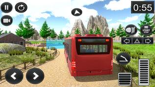 公路客车模拟器3D软件截图0