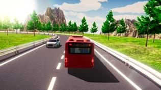 公路客车模拟器3D软件截图2