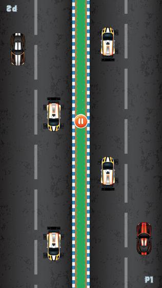 双人赛车小游戏软件截图0