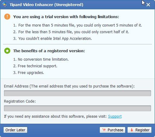 视频增强编辑软件Tipard Video Enhancer官方版下载