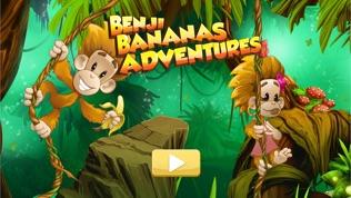 猴子香蕉大冒险软件截图0